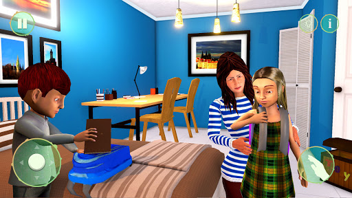 Family Simulator - Virtual Mom Game APK MOD (Astuce) screenshots 3