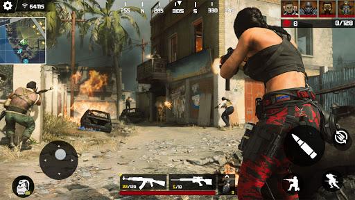 Cover Strike 3D: MultiPlayer FPS Shooting Games 1.0 screenshots 4