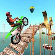Bike Stunt Bike Race: Multiplayer Bike Racing Game  Icon