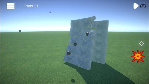 Sandbox destruction simulation apkdebit screenshots 8