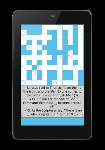 Bible Crossword 5.6 screenshots 9