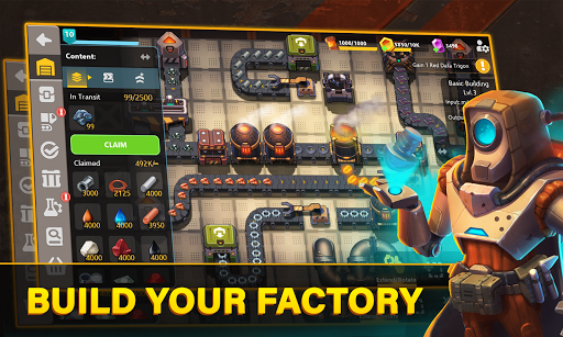 Sandship: Crafting Factory 0.6.6 screenshots 15