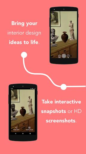 Augment - 3D Augmented Reality 4.0.8-beta+30650 Screenshots 2