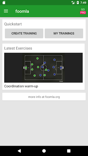 foomla - the new football app for coaches For PC Windows (7, 8, 10, 10X) & Mac Computer Image Number- 5
