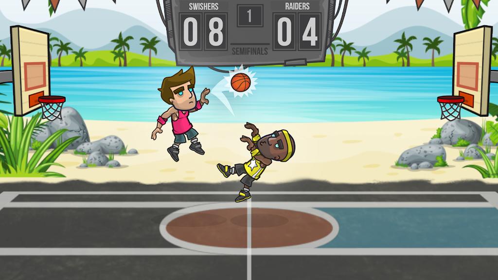 Basketball Battle poster 6
