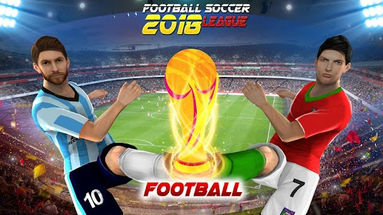 Football Soccer League - Play The Soccer Game Screenshot