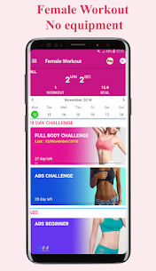 Women Workout – Female Fitness at Home Workout (PRO) 7.2 Apk 1