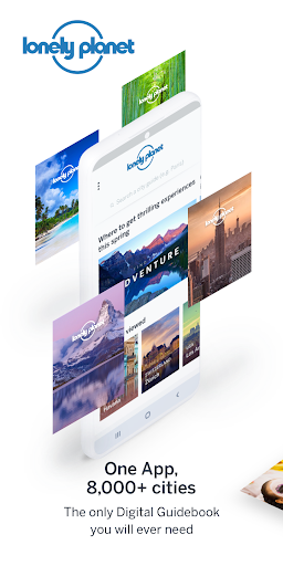 Guides by Lonely Planet 2.5.0.207 screenshots 1