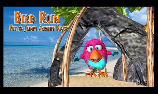 ud83dudc4d Bird Run, Fly & Jump: Angry Race  screenshots 14
