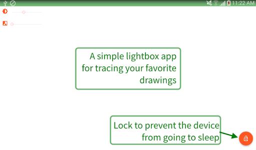 Tracer!  Lightbox tracing app  screenshots 3