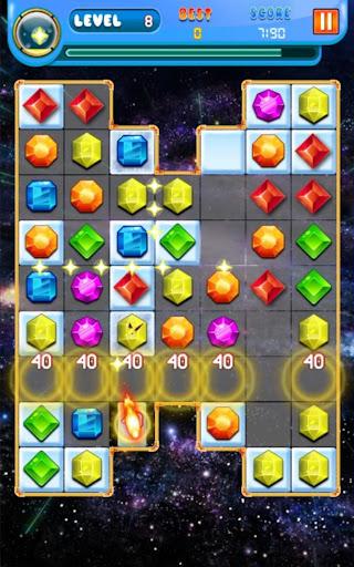 match 3 jewels screenshot 1