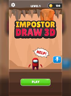 Impostor Drawing 3D