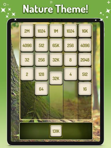 Merge Numbers - 2048 Blocks Puzzle Game screenshots 13