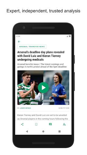 Football.London 5.0.3 screenshots 2