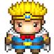 ふごう勇者とびんぼう勇者 - お金を投げて姫を救うRPG - Androidアプリ