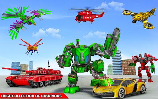 Multi Robot Transform game u2013 Tank Robot Car Games  screenshots 2