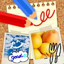 Let's Draw お絵かき お絵描き 落書き無料アプリ