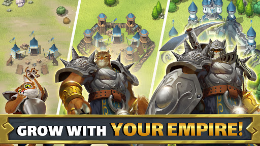 Million Lords: Kingdom Conquest - Strategy War MMO 3.0.5 screenshots 12