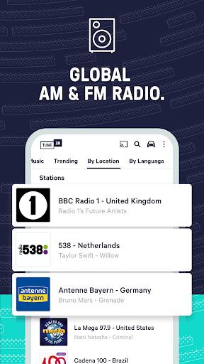TuneIn Radio: News, Sports & AM FM Music Stations screenshots 7