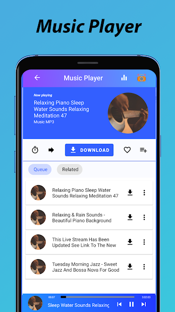 Free Music Downloader + MP3 Downloader screenshot 2