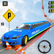 Police Limo Car Parking Games – Police Car Parking
