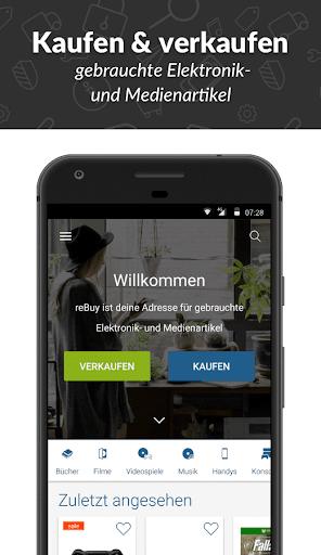 reBuy - Kaufen & Verkaufen 4.10.4 screenshots 1