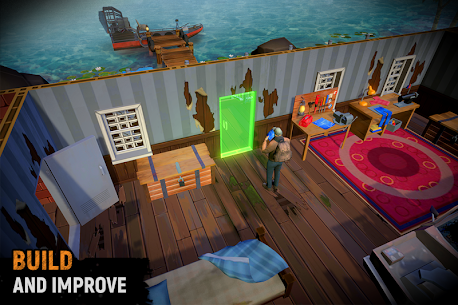 Let's Survive Mod Apk (Unlocked/Free Crafting & Shopping) 0.1.1 1