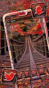 Autumn Bridge Theme 6