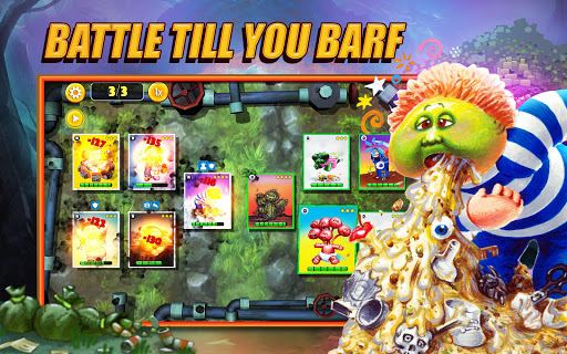 Garbage Pail Kids : The Game android2mod screenshots 16