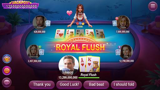 Poker Journey-Texas Hold'em Free Game Online Card 1.108 screenshots 2