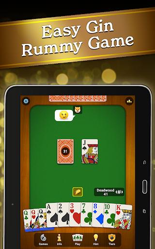 Gin Rummy Classic screenshots 13