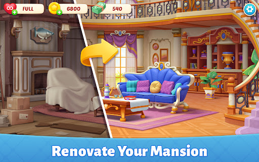 Baby Mansion-home makeover 1.023.5066 screenshots 11