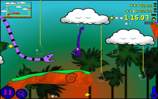Octopus Jungle For PC Windows (7, 8, 10, 10X) & Mac Computer Image Number- 9
