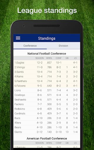 49ers Football: Live Scores, Stats, Plays, & Games 9.1.2 screenshots 22