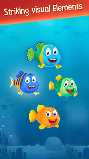Save the Fish - Pull the Pin Game android2mod screenshots 3