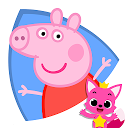 Peppa Pig 1~3 : Videos for kids & Coloring