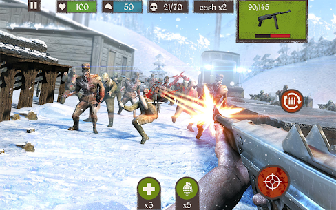 Zombie Call: Trigger 3D First Person Shooter Game 4