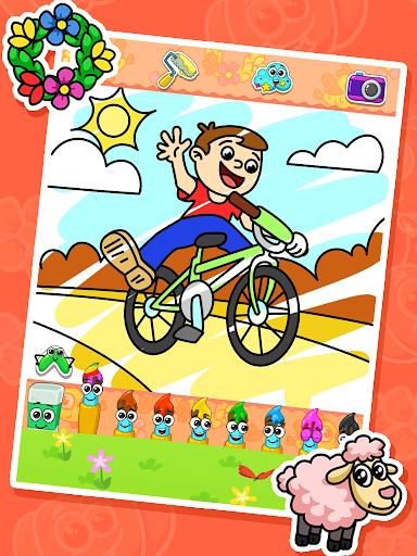 Coloring games : coloring book  Screenshots 13