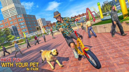 Dog Simulator Puppy: Virtual Family Game 1.6 screenshots 1