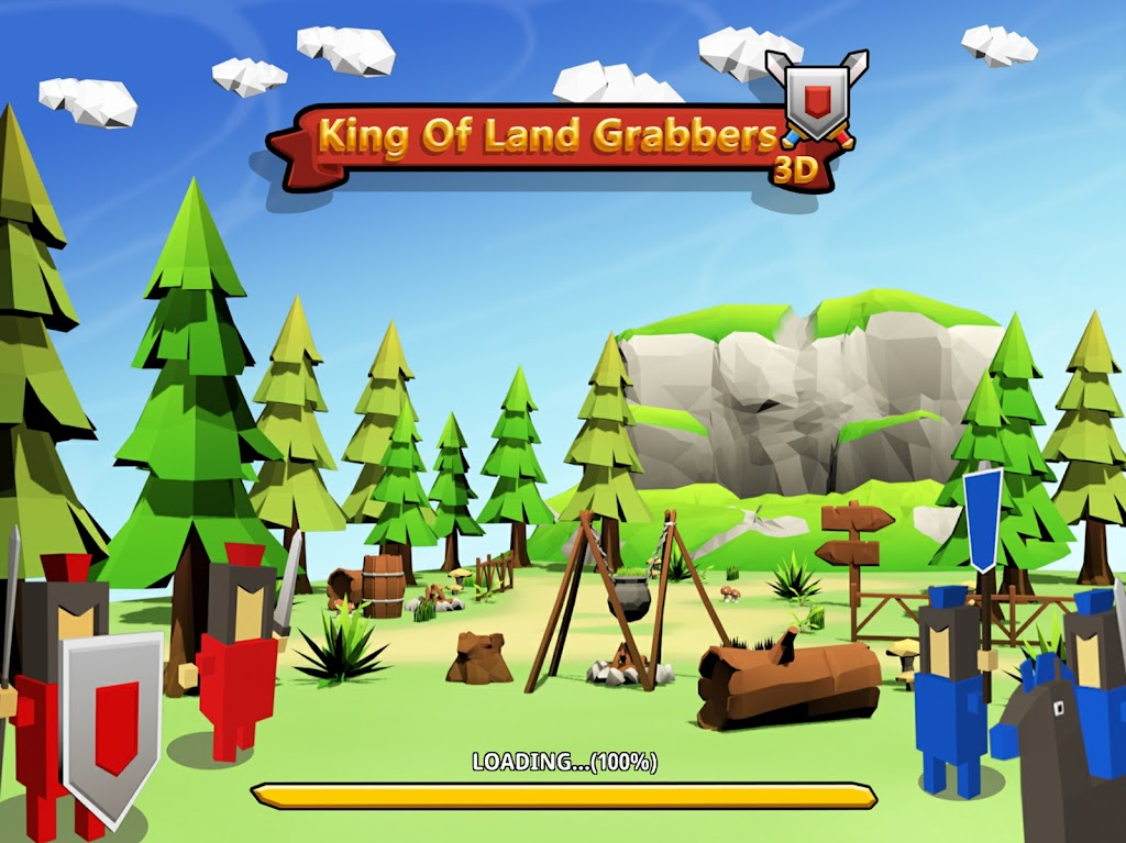 King Of Land Grabbers 3D  poster 12