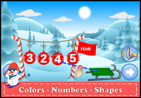 Educational Games for Kids - Colors Numbers Shapes