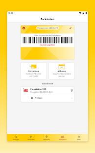 Post & DHL 7.0.54 (206) Screenshots 15