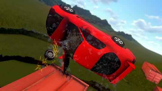 WDAMAGE: Car Crash Engine (MOD APK, Cars/Tracks Unlocked/AD-Free) v142 5