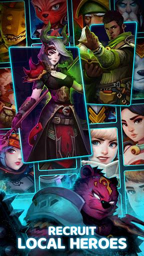 Battle Bouncers: Legion of Breakers! Brawl RPG 1.17.0 screenshots 5