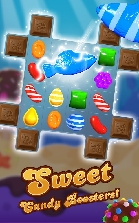 Candy Crush Saga  poster 17