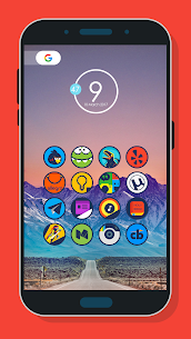 Aron Icon Pack Patched APK 2