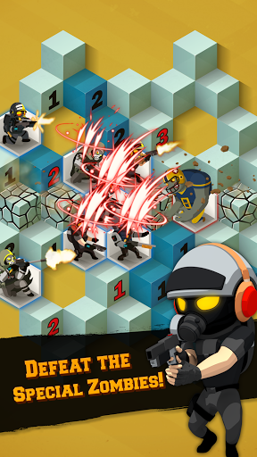 Zombie Sweeper: Seek and Strike Puzzle 1.2.103 screenshots 4