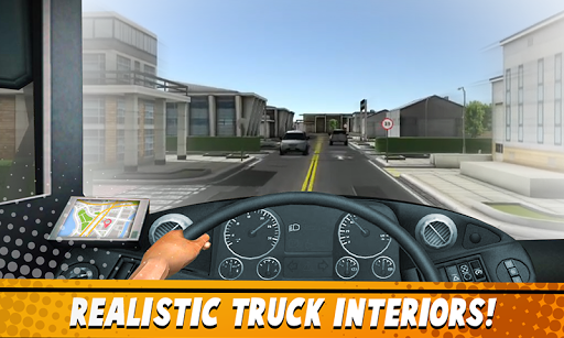 Euro Truck Simulator 2 : Cargo Truck Games 1.9 Screenshots 3