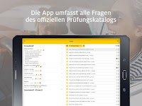 screenshot of ADAC Führerschein