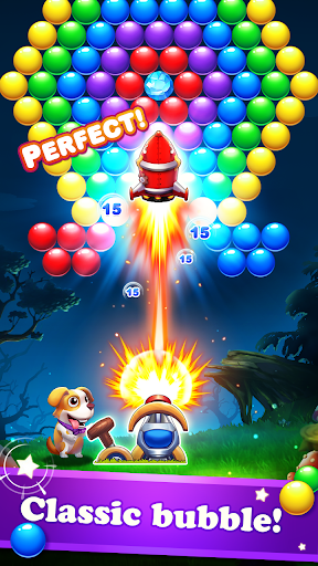 Bubble Shooter - Addictive Bubble Pop Puzzle Game apktram screenshots 9